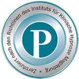 Gütesiegel Institut für Klinische Hypnose
